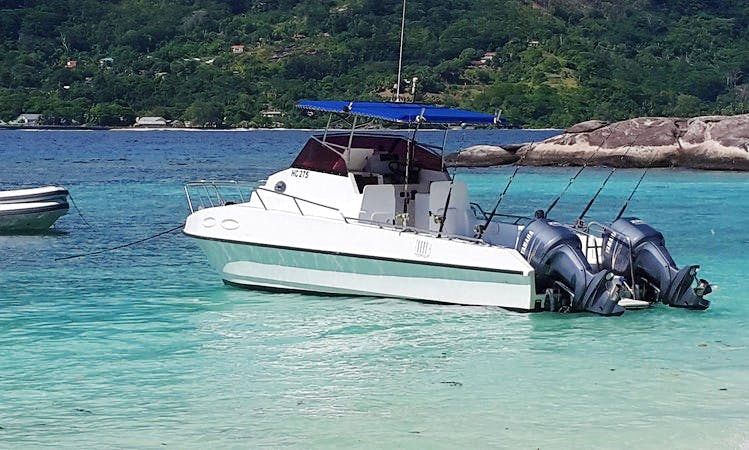 Fishing Charter in Bel Ombre