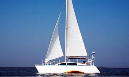 Charter Fantasea Cruising Catamaran In Mumbai, Maharashtra