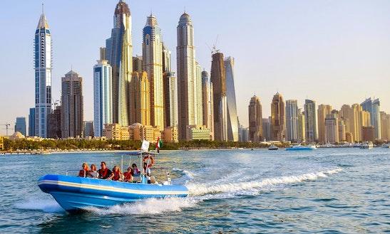 Jet Boat Tour In Dubai, United Arab Emirates