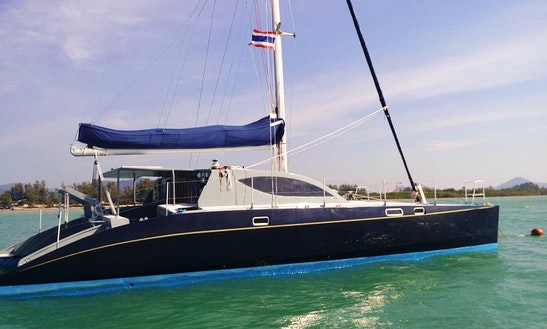 The Heritage / 52' / Catamaran Charter