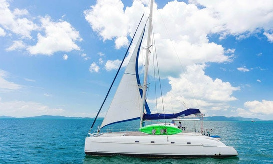 The Akula / 46' / Catamaran Charter