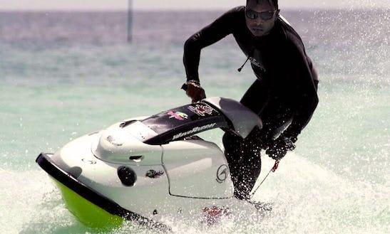 Rent A Stand Up Jet Ski In Malé, Maldives