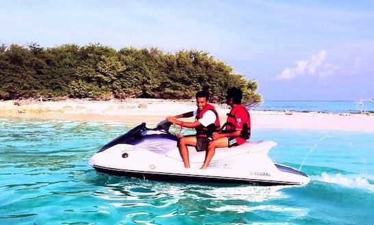 Rent A Jet Ski In Huraa, Maldives