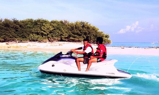 Rent A Jet Ski In Huraa, Maldives