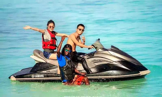 Rent And Drive A Jet Ski In Malé, Maldives