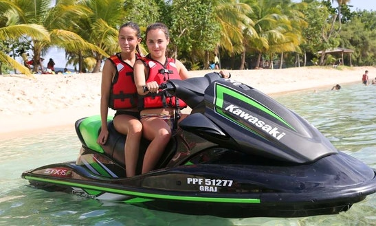 Rent A Jet Ski In Port-louis, Guadeloupe