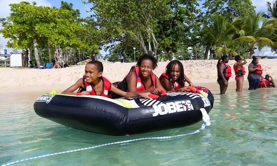 Enjoy Tubing In Port-louis, Guadeloupe