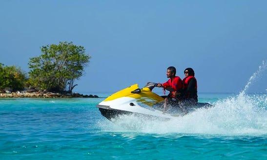 Rent A Jet Ski In Mathiveri, Maldives