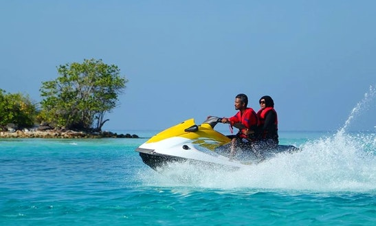 Rent A Jet Ski In Mathiveri, Maldives