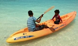 Enjoy Kayaking in Malé, Maldives