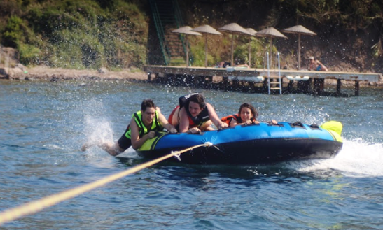 Enjoy Tubing In Muğla, Turkey