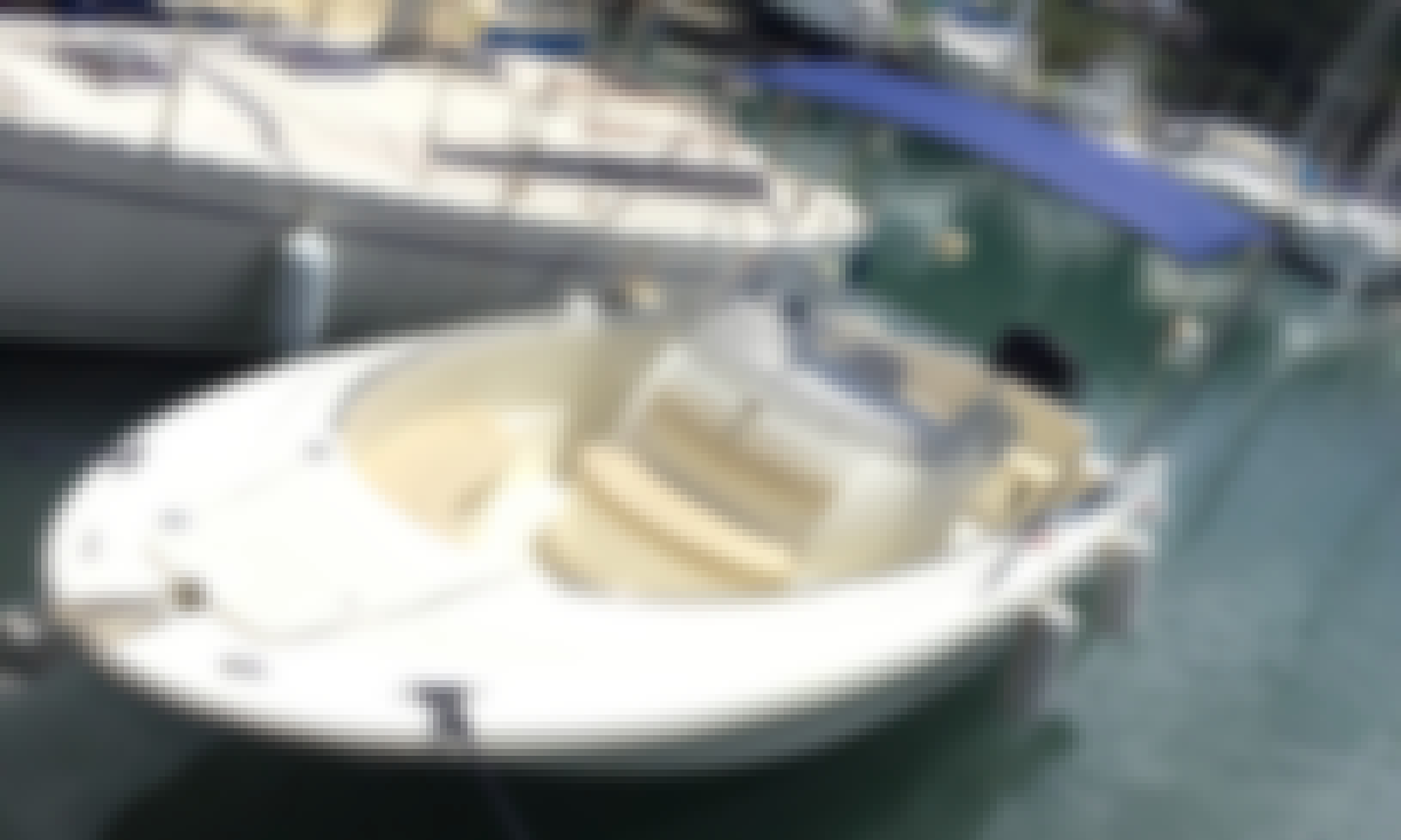 Enjoy Fishing in Gourbeyre, Guadeloupe on 23' CC 715 Center Console