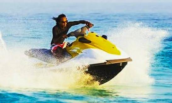 Rent A Jet Ski In Ukulhas, Maldives