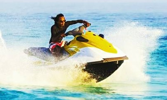Rent A Jet Ski In Ukulhas, Maldives
