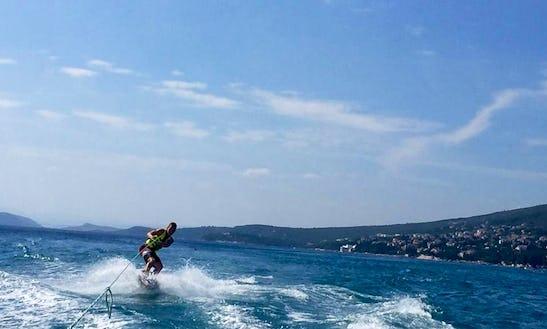 Enjoy Wakeboarding In Crikvenica, Primorsko-goranska županija