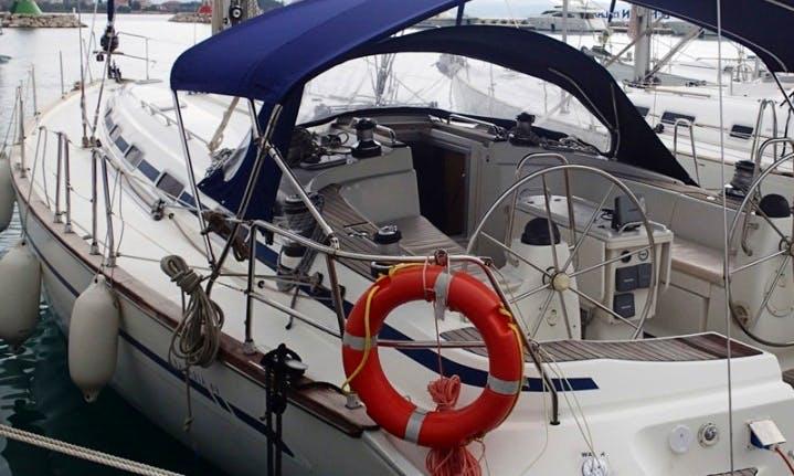 Charter 51' Bavaria 49 Cruising Monohull in Sukošan, Croatia