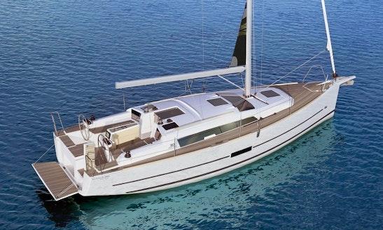 Charter 34' Dufour 360 Gl Cruising Monohull In Sukošan, Croatia