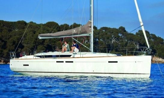 Charter 45' Pizulot Cruising Monohull In Sukošan, Croatia