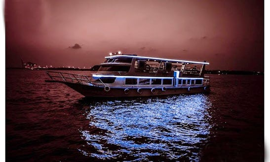 Classic Dancer Premium A/c Boat Rental In Kochi