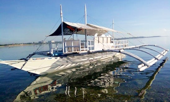 Charter A Traditional Boat In Cebu City, Philippines