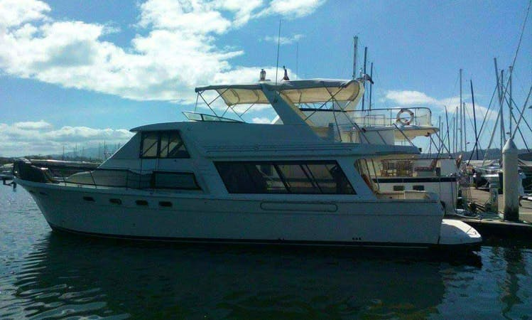 Charter a 48 ft Motor Yacht for Up to 25 People in Olongapo, Philippines