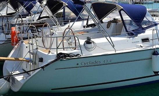 Charter 44' Klementa Cruising Monohull In Sukošan, Croatia