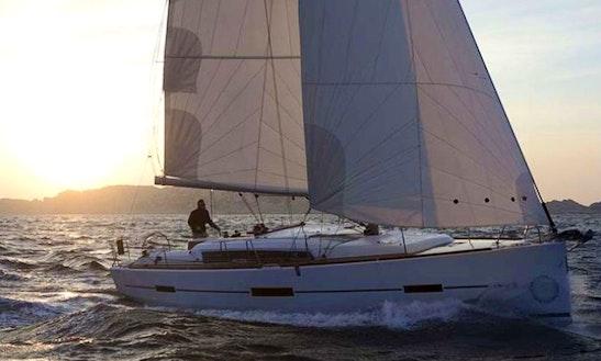 Charter 41' Klementa Cruising Monohull In Sukošan, Croatia