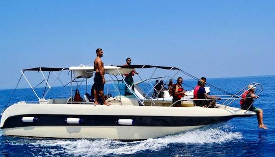 Guided Boat Tour In Weligama, Sri Lanka On Passenger Boat