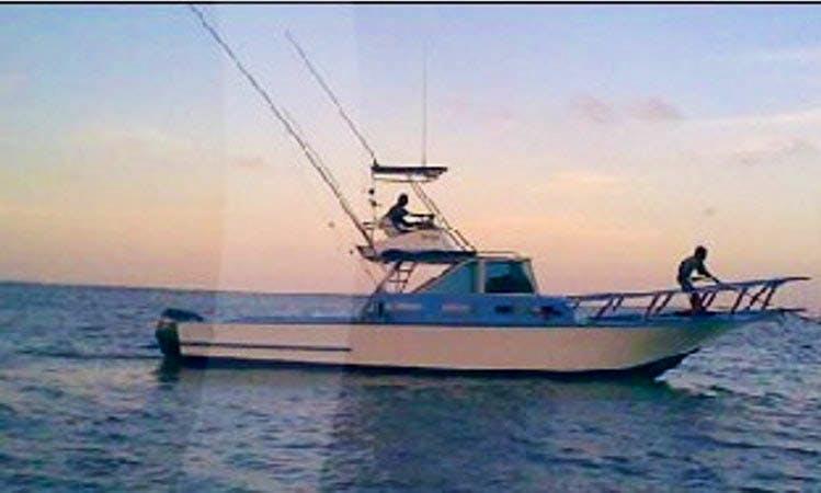 "Fishing Charter 36ft ""Maria"" Coronet Sportfisher Yacht In Mombasa, Kenya"