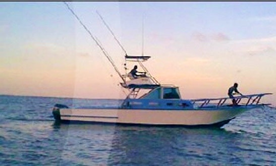 Fishing Charter 36ft