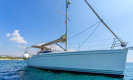 Charter Delphia 40.3 Cruising Monohull In Paphos, Cyprus