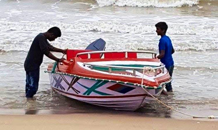 Jet Boat Tour in Vadodara, India