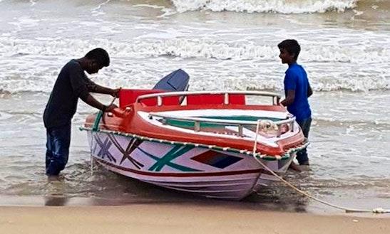 Enjoy Jet Boat Tour In Vadodara, India