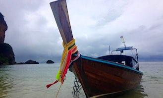Rent a Boat Private Tour 2 days in Koh Phi Phi, Krabi