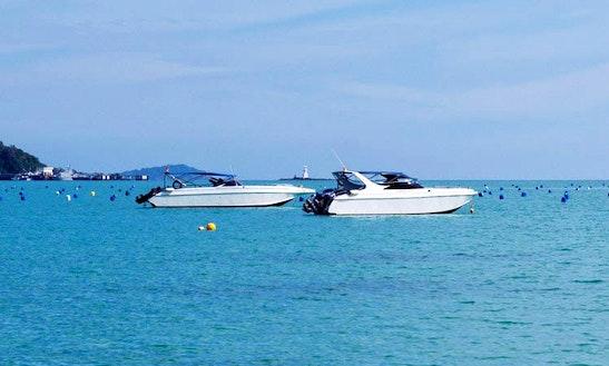 Private Speedboat Charter Phuket - Racha Island - Single Engine - Full Day