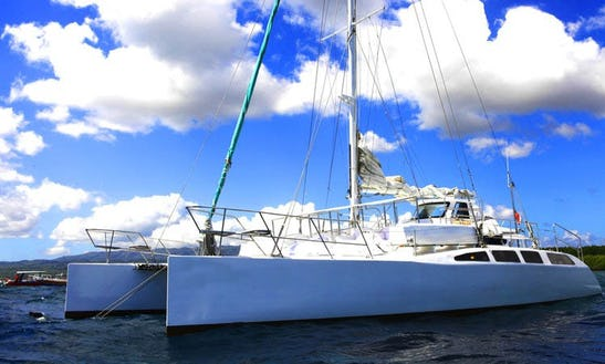 Enjoy A Relaxing Bali Cruise On 50ft
