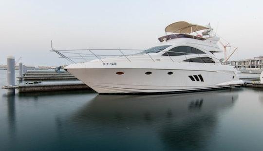 Integrity 55 Luxury Yacht In Dubai, United Arab Emirates
