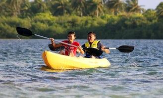 Rent a Kayak in Addu City, Maldives