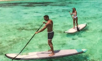 Rent a Stand Up Paddleboard in Addu City, Maldives