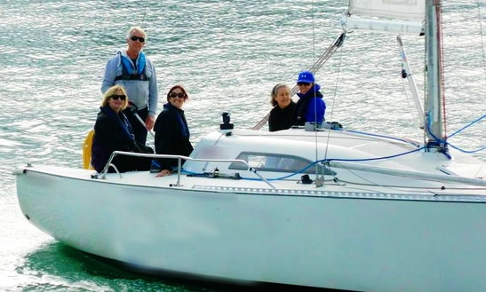 Yacht Race Charter In Auckland