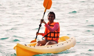 Rent a Kayak in Malé, Maldives