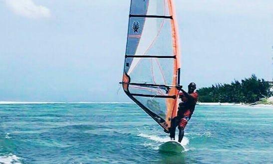 Enjoy Windsurfing In Malé, Maldives