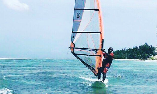 Enjoy Windsurfing In Malé, Maldives