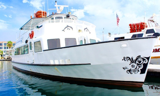 Charter This Beautiful Vessel In San Diego
