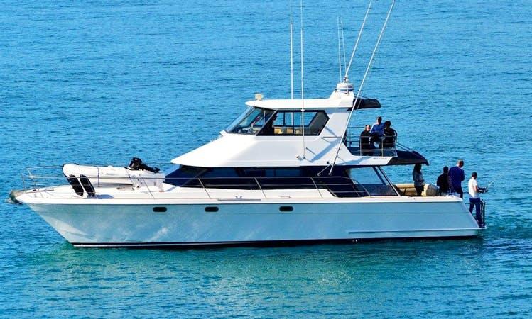 55ft Luxury Catamaran Escape, Auckland, New Zealand