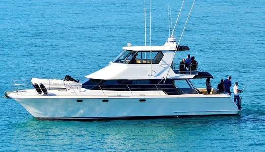 55ft Luxury Catamaran Escape, Auckland, New Zealand