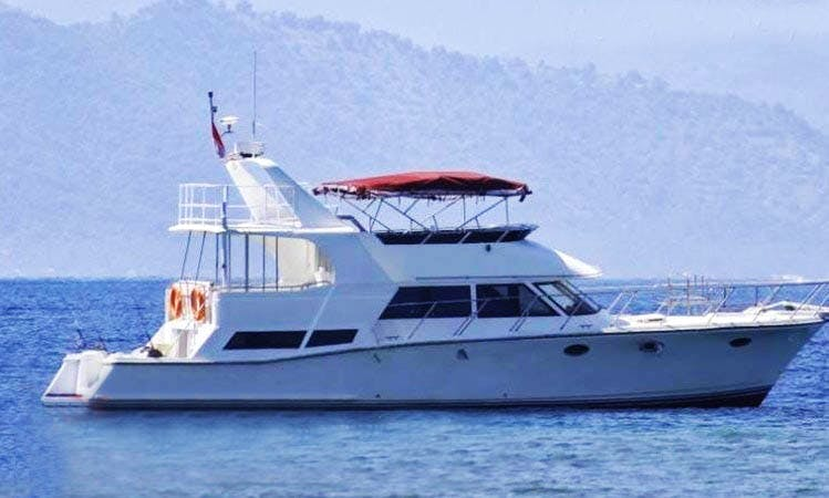 Luxury Cruise Yacht Charter on Lembongan and Penida Island