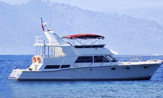 Power Mega Yacht For Rent In Denpasar Selatan