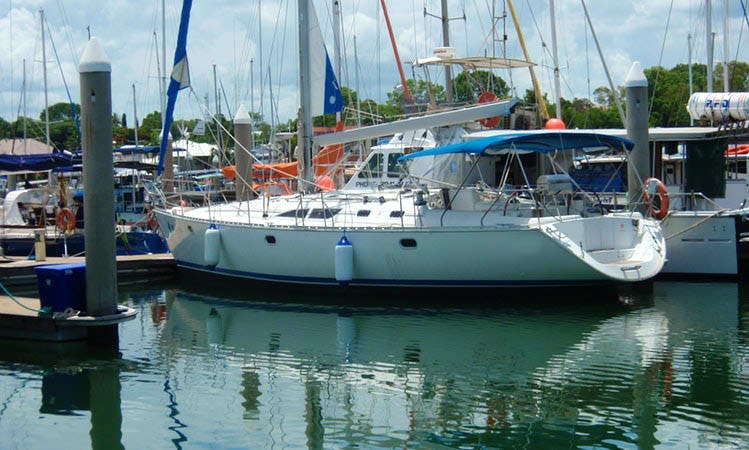 Skippered Charter on Jeanneau 45.2 Sailboat in Manly, Queensland