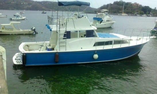 Fishing Tours, Snorkeling & Cruising From Ixtapa Zihuatanejo, Mexico